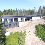 completed siding passive house certified builder sawlor built homes halifax nova scotia3