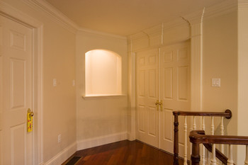 Tall Baseboards And Dressy Casings Throughout All The Main Areas Of Home