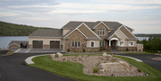 1. Front Exterior Sawlor Built Homes Most Outstanding New Home Over 3001 Sq Ft