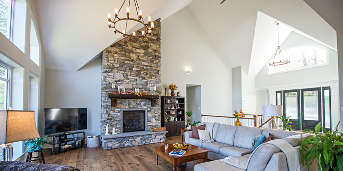 SawlorBuiltHomes Halifax CustomHome51 greatroomfireplace
